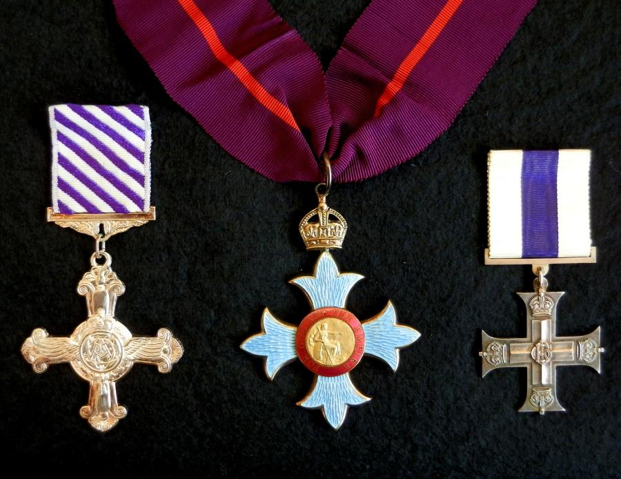 Gallantry & Honours