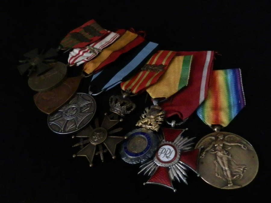 Foreign Medals