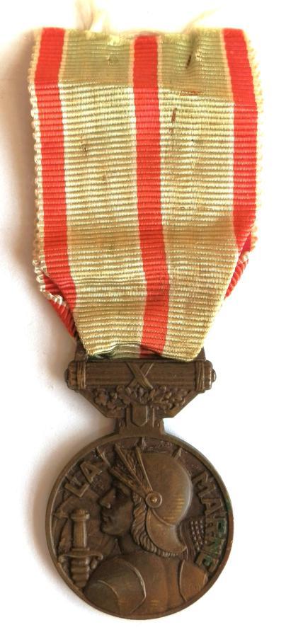 French Medaille De La Marne