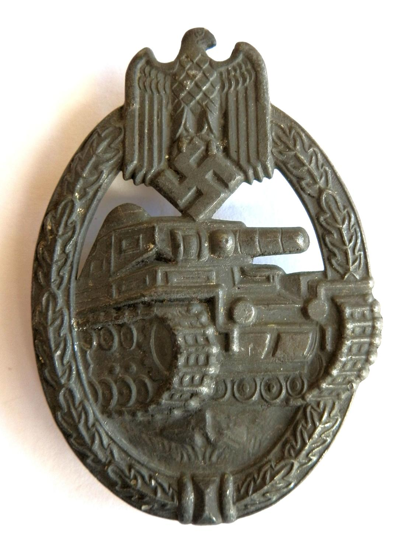 "Panzer Assault Badge ""'Panzerkampfabzeichen"""