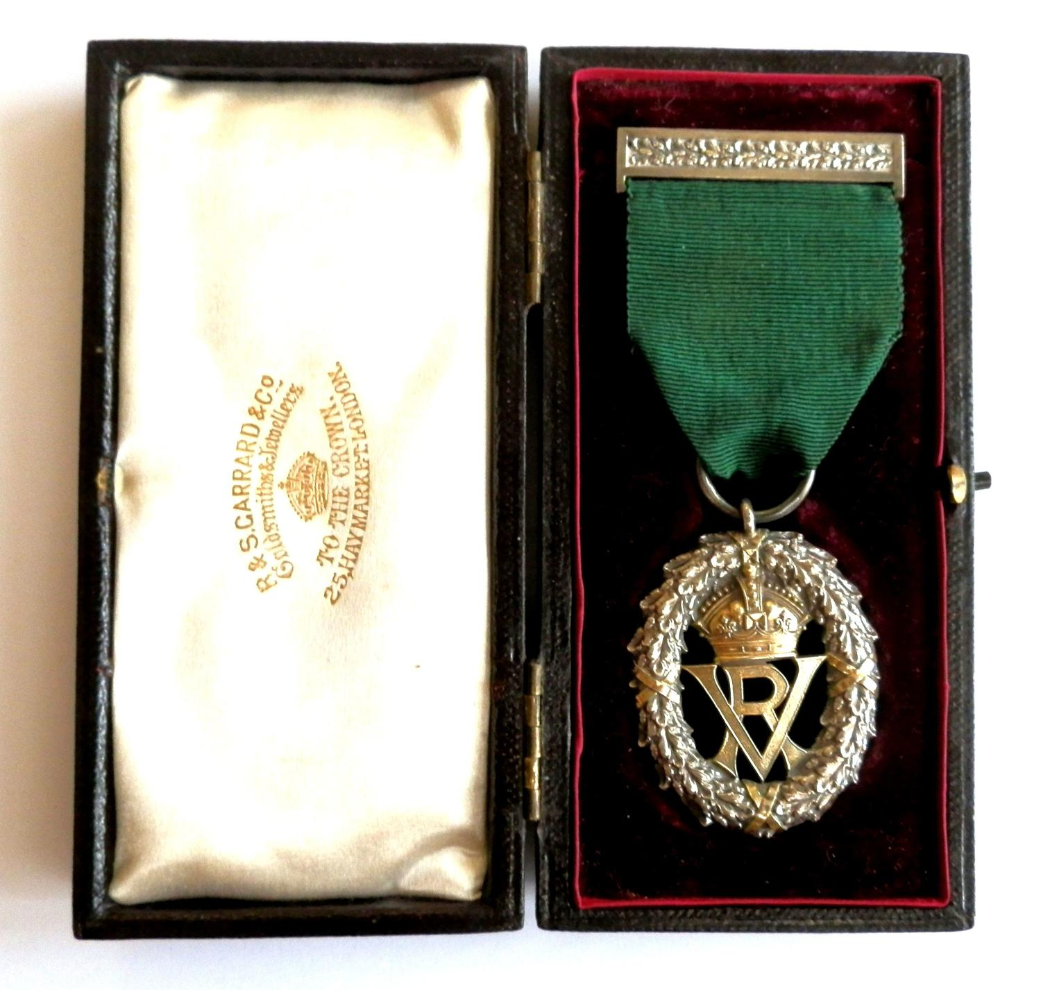 Volunteer Officers Decoration