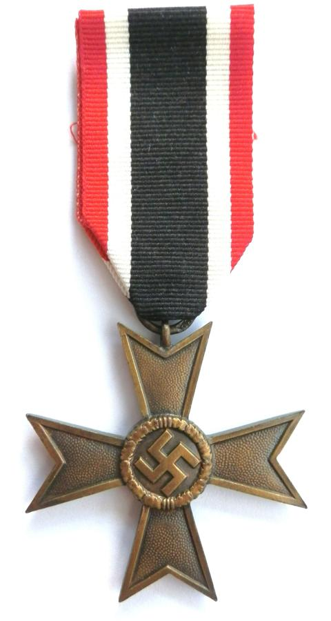War Merit Cross, 2nd Class. Makers marked 30.