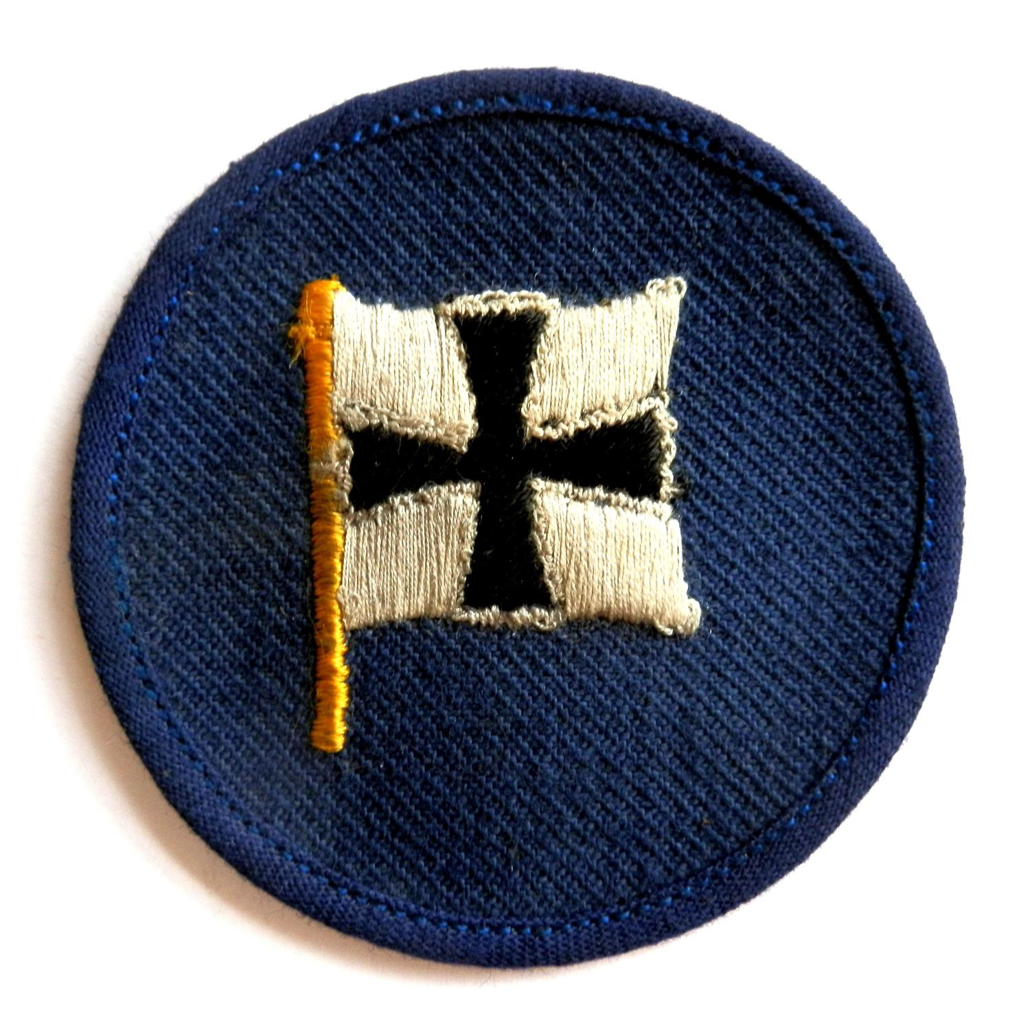 Kriegsmarine Trade Badge, High Seas Fleet Admirals Staff HQ