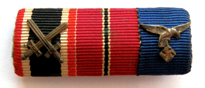 Luftwaffe Medal Ribbon Bar