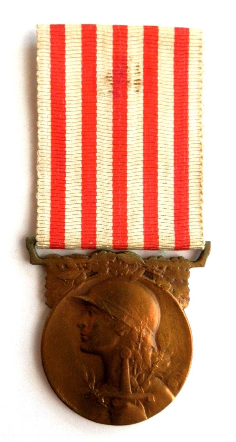 French Commemorative Medal of the Great War