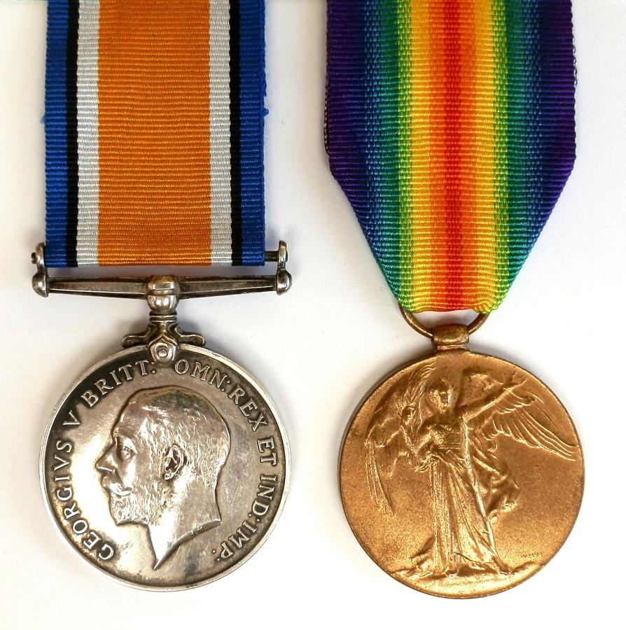 PAIR. Private Thomas Taylor. 1st/8th Lancashire Fusiliers
