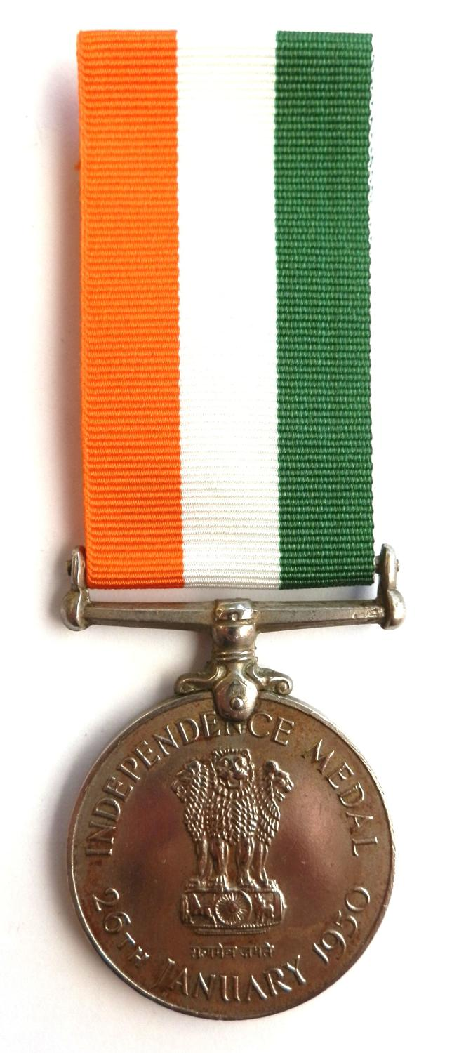 India Independence Medal