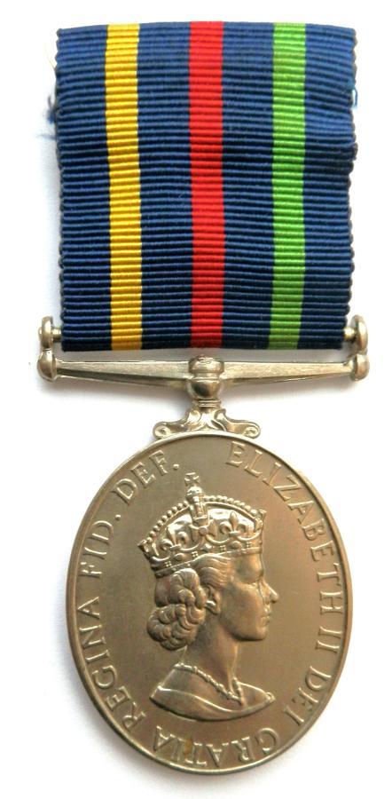 Civil Defence Long Service Medal