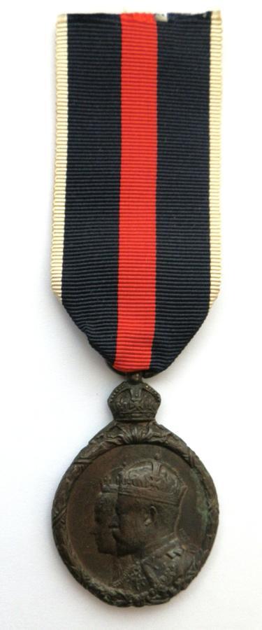 Coronation Medal 1902