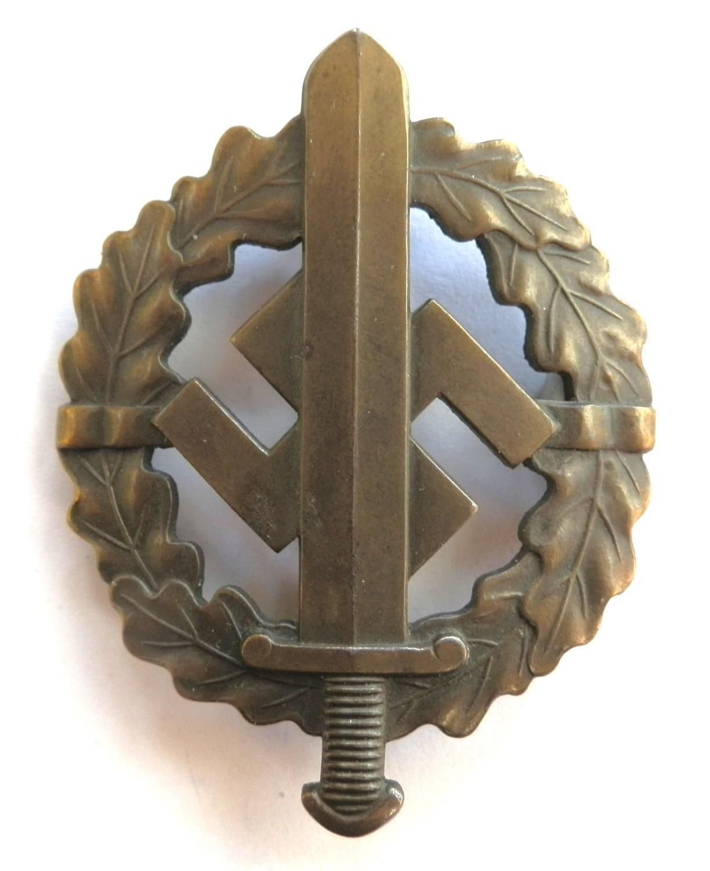 SA Sports Badge