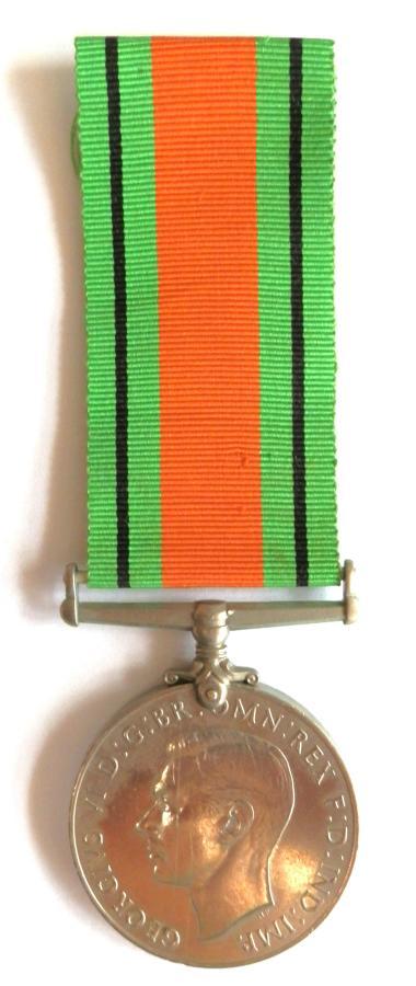 Defence Medal 1939-45