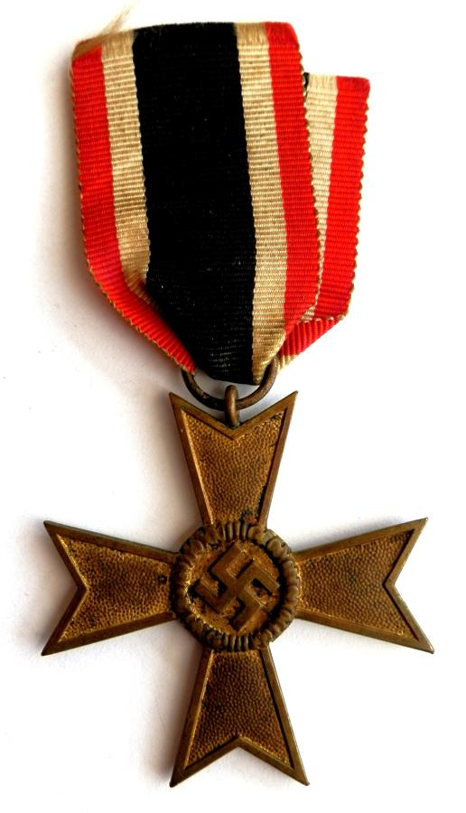 War Merit Cross, 2nd Class. Marker marked 11.