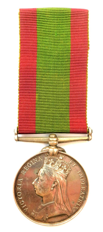 Afghanistan Medal 1879. 559 Corpl. J. Spencer. 2/9 th Foot