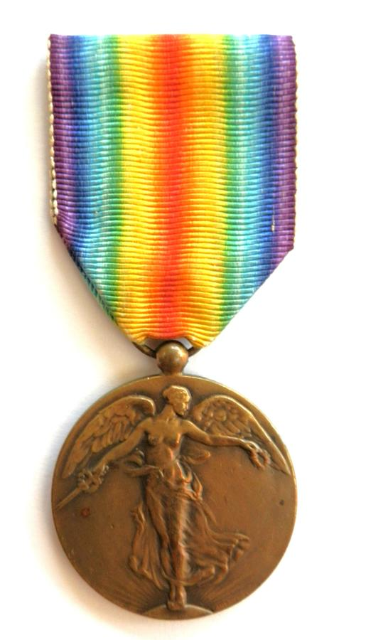 Victory Medal WWI Belgium issue