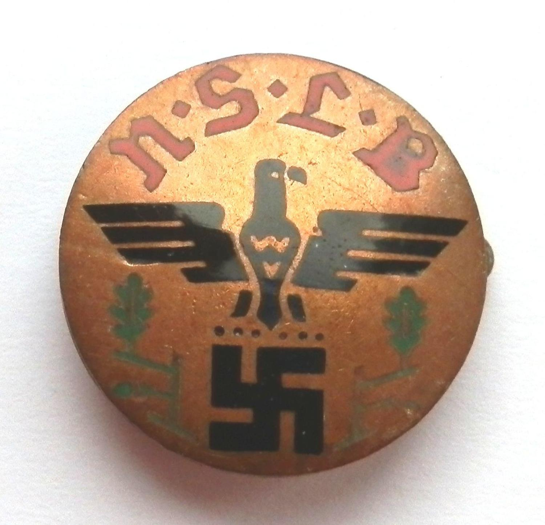 German School Teachers Association Badge