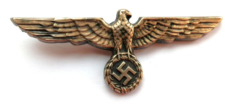 German Army Wehrmacht Officers Cap Eagle