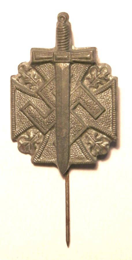 NSKOV Pin Badge