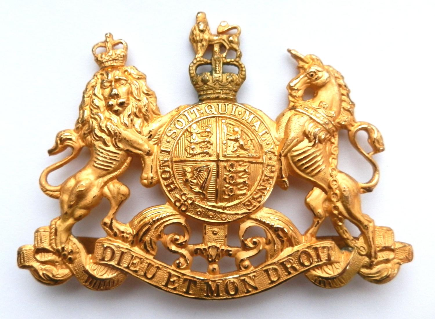 Household Cavalry Life Guards Pouch Badge.
