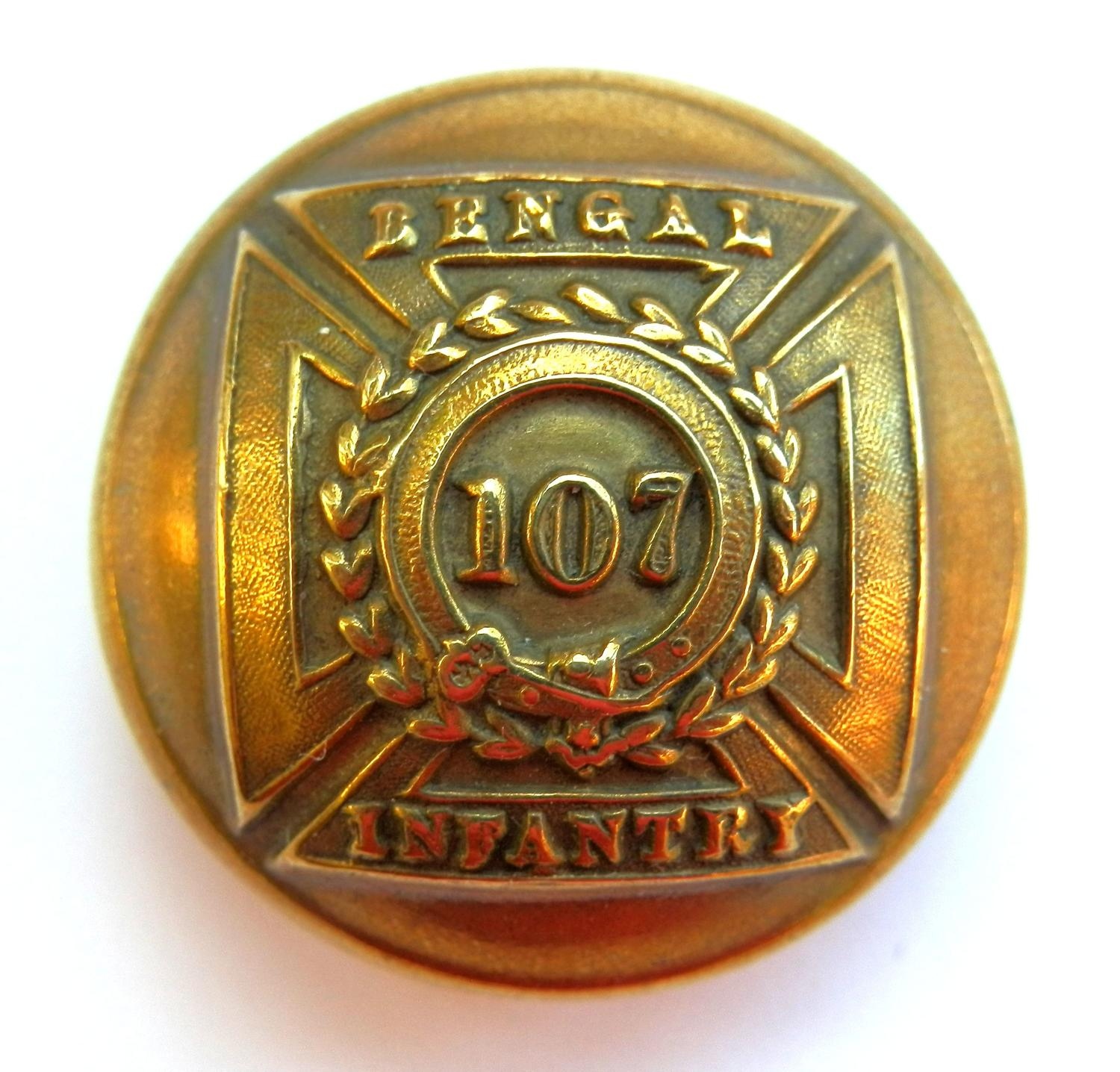 107th (Bengal Infantry) Regiment of Foot.