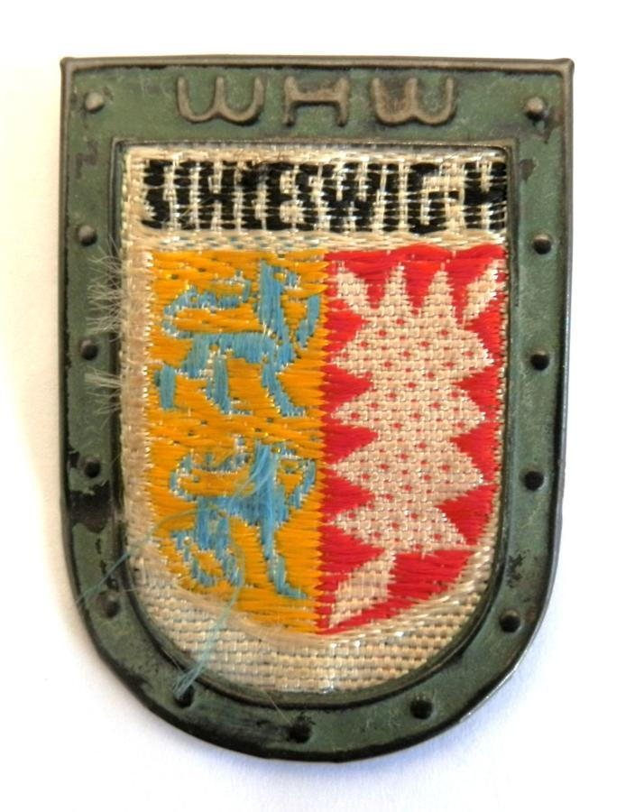 WHW (Winterhilfswerk) Schleswigh H. Tinnie.