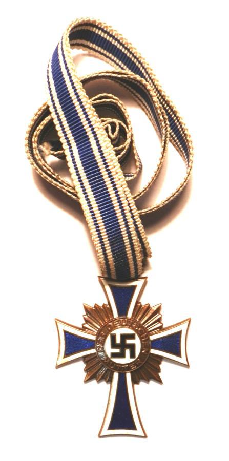 Bronze Class Mother Cross