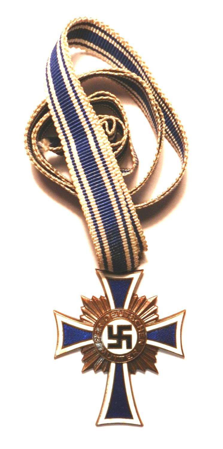 Bronze Class Mother Cross