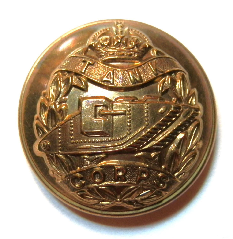 Tank Corps – Circa 1917-1923 Button.