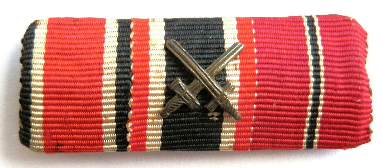 Wehrmacht Medal Ribbon Bar