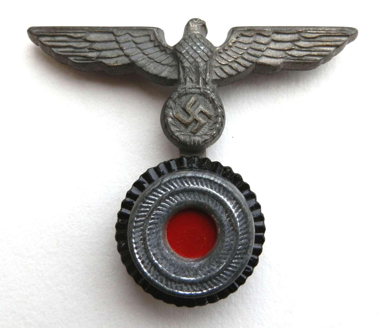Kriegsmarine Donald Duck Cap Badge Insignia.