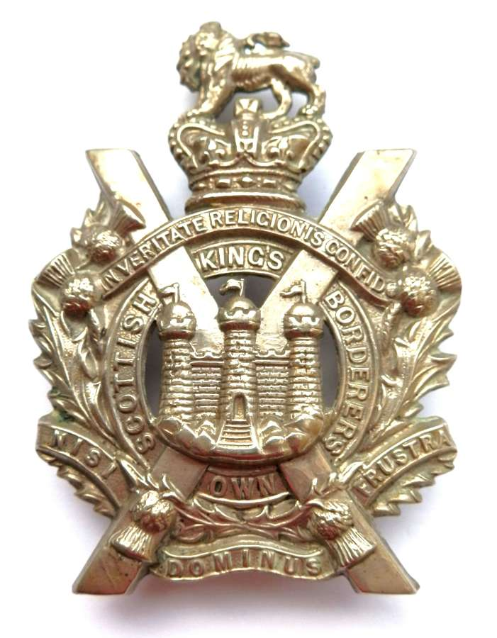 Kings Own Scottish Borderers Badge