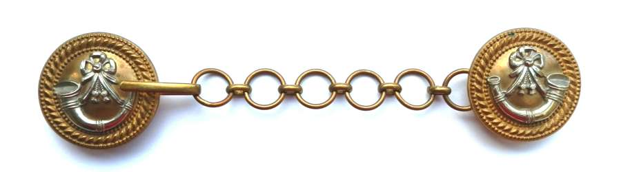 Light Infantry Officers Cloak Chain