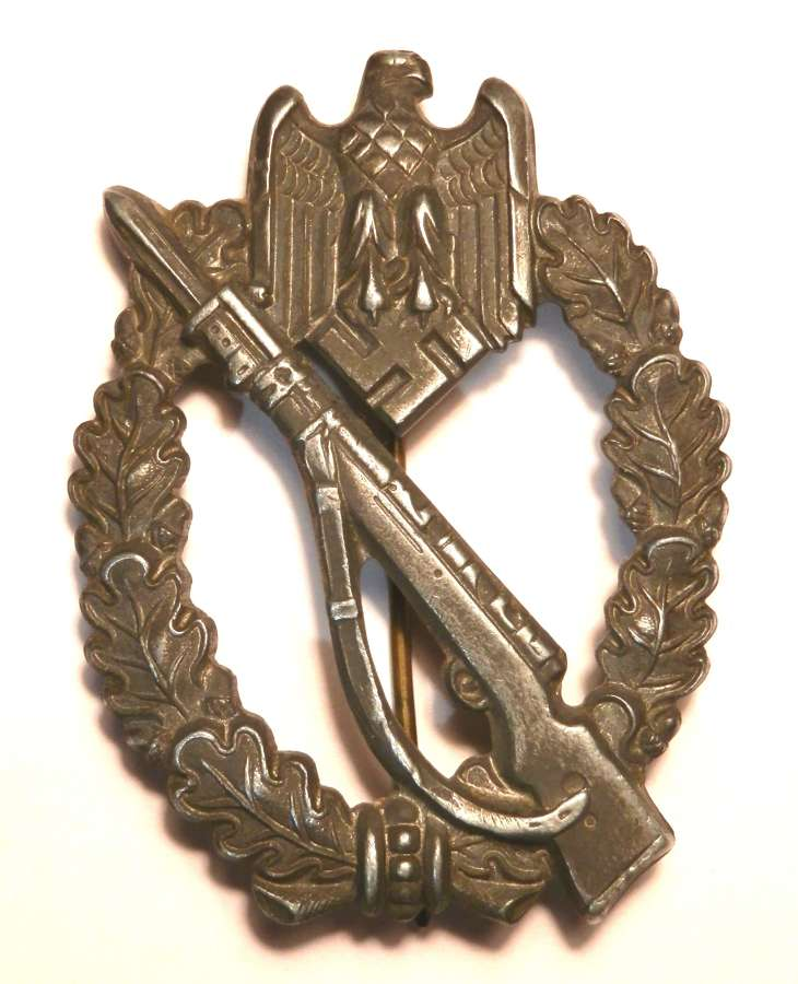 German Infantry Assault Badge. By 'S.H.u.C.o. 41', Sohni, Heubach