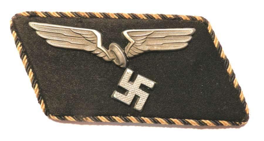 Deutsches Reichsbahn Official's Collar Insignia