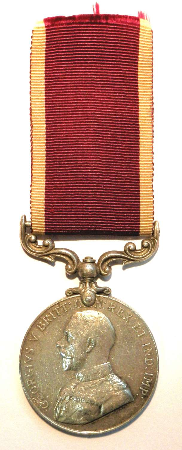 Army Long Service & Good Conduct. Sergeant H. G. Smith. Essex Regt.