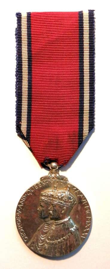 Jubilee Medal 1935.
