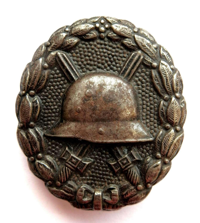 Imperial German WWI Black Wound Badge.
