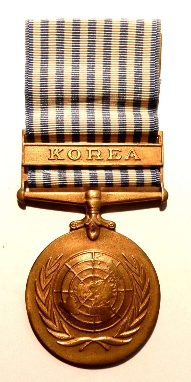 United Nations Korea Medal