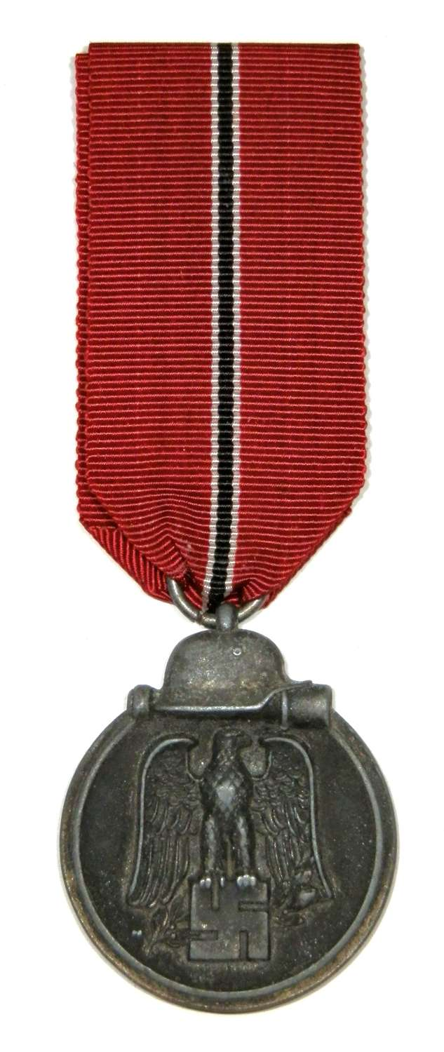 Winter Campaign Medal Russia 1941-42. (Eastern Front Medal) Marked 88