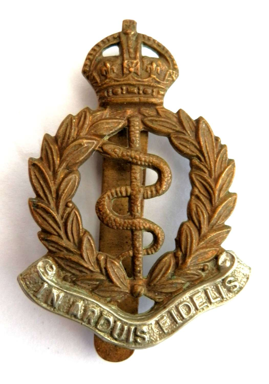 The Royal Army Medical Corps Cap Badge