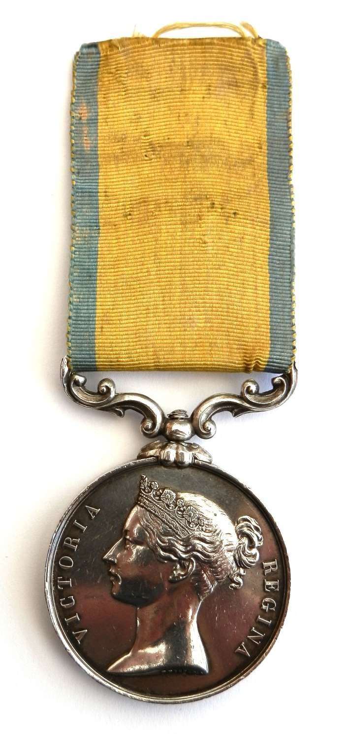 Baltic Medal 1856 (unnamed as issued)