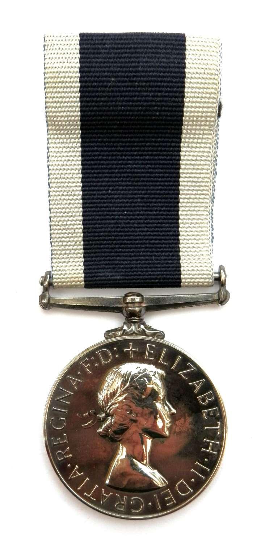 Royal Naval L.S. & G.C. CPOMEA S.A. Edwards D156721N RN.