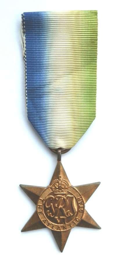 Atlantic Star, Campaign 1939-45.