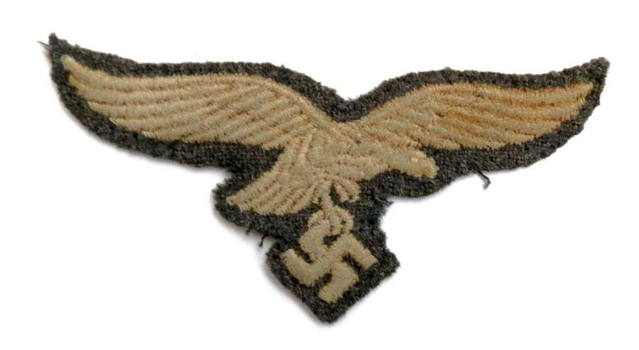 Luftwaffe Cloth Breast Eagle