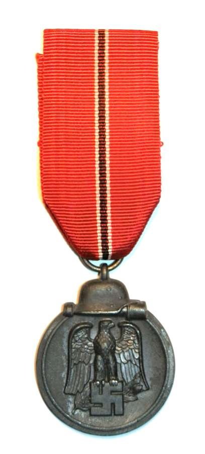 Winter Campaign Medal Russia 1941-1942. (Eastern Front Medal)