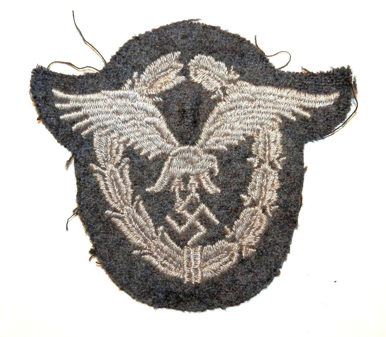Luftwaffe Pilots Badge.