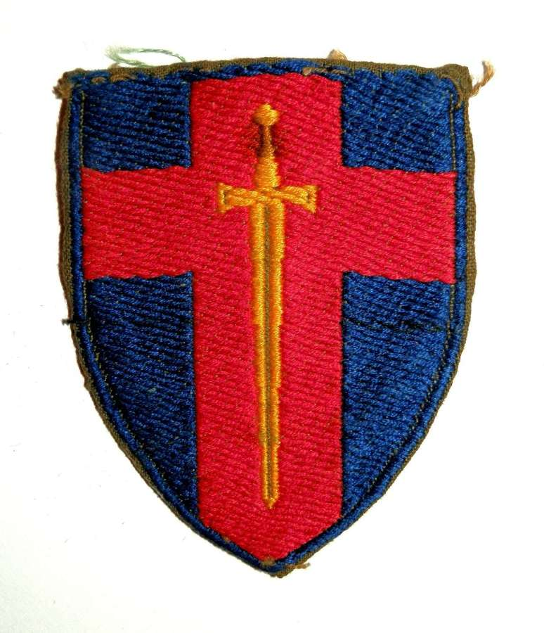 Rhine Army Troops Formation Patch.