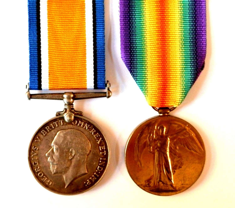PAIR. 2/Lt. P. T. Campbell, 1/6th Argyll & Sutherland Highlanders.