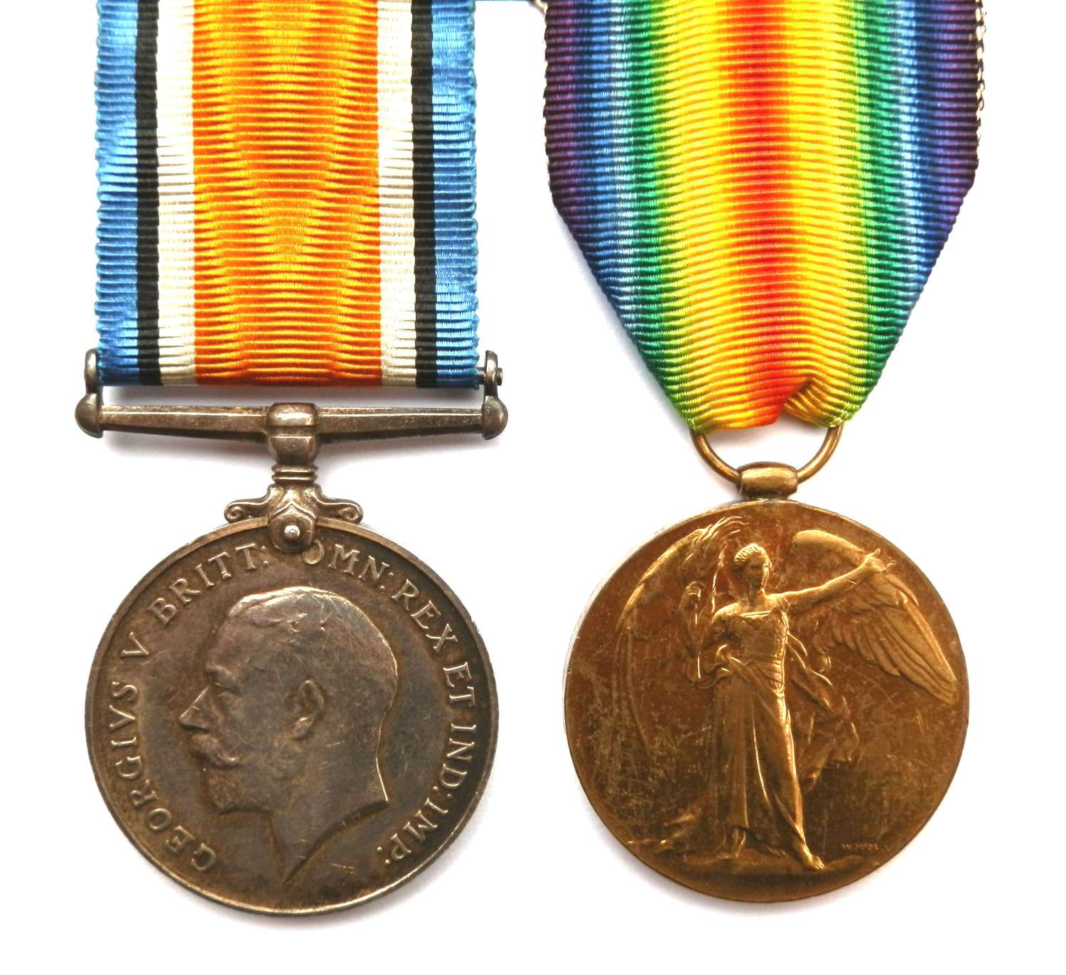 Pair. Private Christopher Scott, 1st Royal Highlanders late 1st/6th.