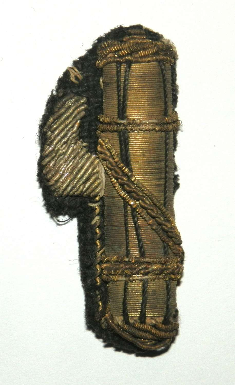 Italian Fascist Fasio Cap, Uniform Insignia.