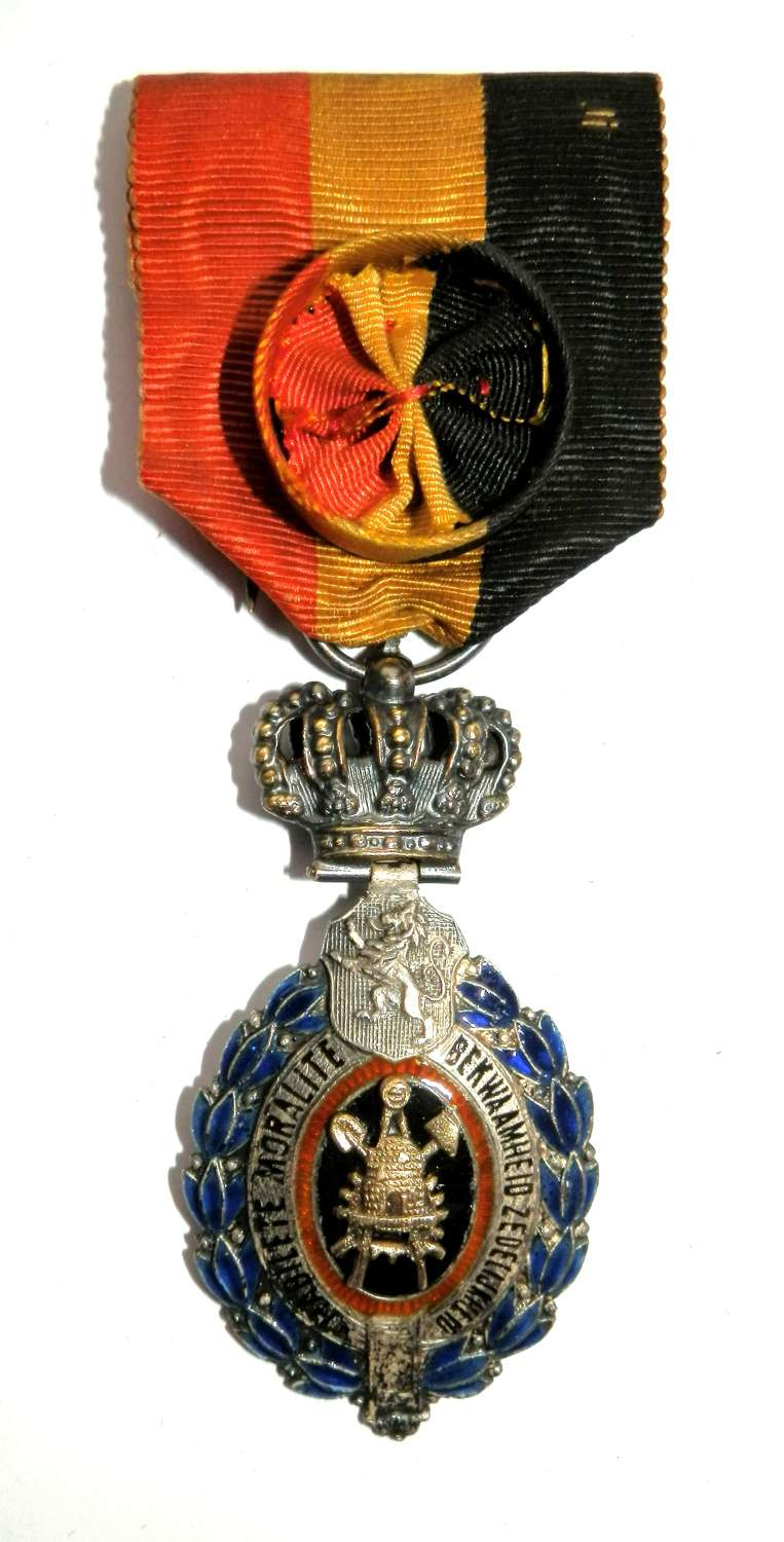 Belgium Order of Labour & Industry.